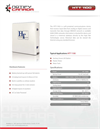 High Tide Technologies - HTT-1100 - Self-Contained Communications Device Brochure