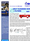 Model SUF-SUFV Series - Self Cleaning Screen Filters Brochure