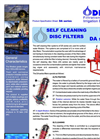 Model DA Series - Self Cleaning Disc Filters Brochure