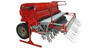 Breviglieri - Model SM-R - Mechanical Seed Drill