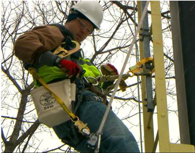 Construction Fall Protection Training