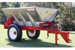 Chandler - Model 9-PT-FT - Ground Wheel Drive Pull Type Fertilizer / Lime Spreader