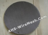 AHS - Plastic Extruder and Screen Filter Mesh