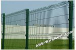AHS - Model Nylofor3-D - Wire Mesh Fencing