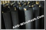 AHS - Black Wire Cloth Mesh