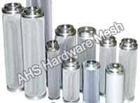 AHS - Mechanical Equipment and Pleated Filter Element