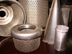 FWD - Different Wire Cloth Filters and Strainers
