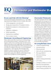 Stormwater and Wastewater Management Brochure