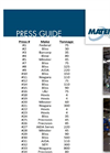 Press Department Guide