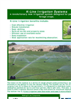 Revolutionary Irrigation System Brochure
