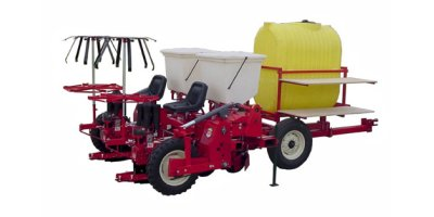Model 812 5000 - Heavy Duty Fertilizer Trailer