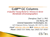 GsBP- GC Column Overview Brochure