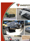 Model CTH - Commercial Turf Mower Angle Sweeper Brochure