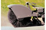 Model CTM - Commercial Turf Mower Angle Sweeper