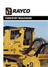 Model C100LGP - Forestry Mulcher Brochure