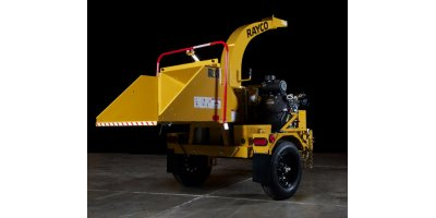 Model RC6D25 & RC6D35 - Brush Chippers