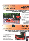 Econo - Bale Wrappers and Bale Grabbers Brochure