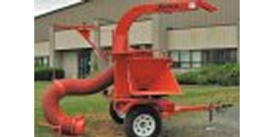 Salsco - Model 625 - Vacuum Chipper Shredder