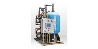 Model HFX  - High Flow Ion-Exchange Water Purification System