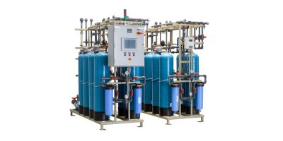 Model CIX 20 - Water Recycling Using Ion Exchange System