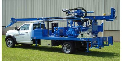 DRILLMAX - Model 250 - Water Well Drilling Rig for Shallow Water Wells