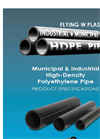 Municipal & Industrial HDPE Pipe Brochure
