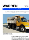 Model WS-700 Series - Light Weight Steel Dump Body Brochure
