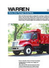 Model WXL series - Dump Truck Bodies Brochure