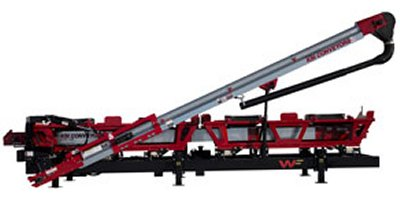 Model SM4400S - 4-Box Skid Mount Handlers