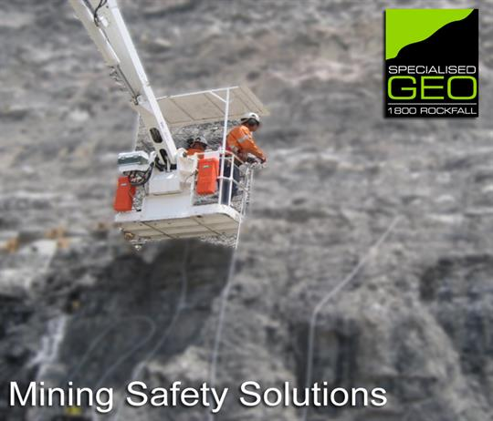 Mining Safety Solutions