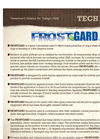 Frostgard - Spray Concentrate Technical Datasheet