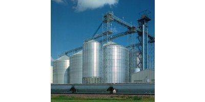 Brock - Model M-Series - Stiffened Grain Bins/Silos