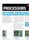 BAE-Systems - - Radiation-Hardened Processor  Brochure