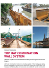 L.B. Foster - Top Hat Combination Wall System - Brochure
