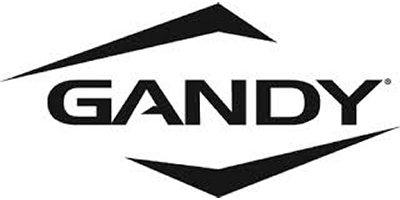 Gandy - 09008961 - Talc Applicators - 100 Lb , Capacity Talc