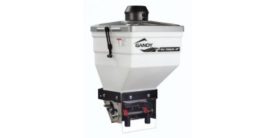 Model 09PDMSLL - 100-lb. Capacity Multi-Purpose Poly Stainless Applicator