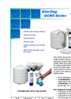 Model QCRO Series - Reverse Osmosis System Brochure