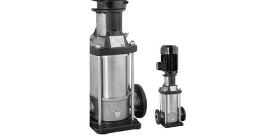 Model LCR, LCRI and LCRN  - Vertical Multistage Pumps