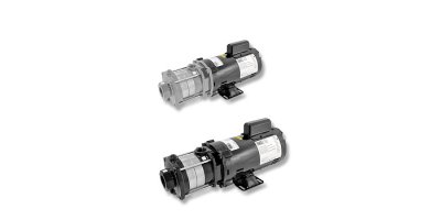 Model MH/MHN Series - Horizontal Multistage Booster Pumps