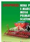 NINA - Model 250 - 400 - Mechanical Seed Drills Brochure