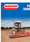 DELFINO - Model DL (30-100 HP) - Power Harrow Brochure