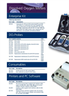 Portable Dissolved Oxygen Meter Accessories Catalogue Page