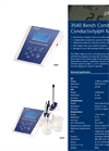 Combined pH and Conductivity Meters 3540 Catalogue Page