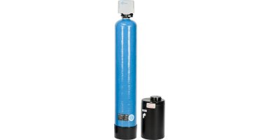 WaterSoft - Greensand Plus Iron Filter