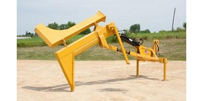 OFDP - Model 453PT - Regular 3 Point Hitch Farm Drainage Plow