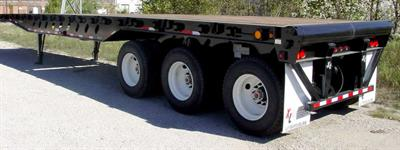 XL - Flat Deck Oil Float Heavy Haul Trailer
