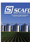 SCAFCO - Commercial Grain Bins & Silos - Brochure