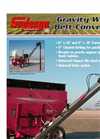 Gravity Wagon Belt Conveyor Brochure