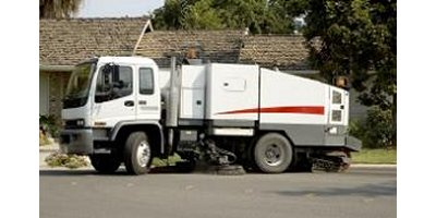 Street Sweeper Camera System