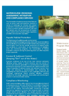 Watercourse Crossings Assessment, Mitigation and Compliance Services